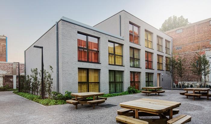 Campus Wandelweg Kortrijk
